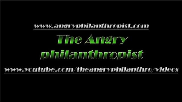 Angry Philanthropist website